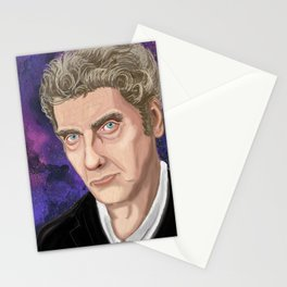 Peter Capaldi - Doctor Who Stationery Cards