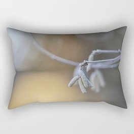 Enchanting Sun Light Rectangular Pillow