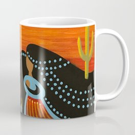 Desert Mother Coffee Mug