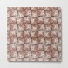 Wall Pattern Metal Print