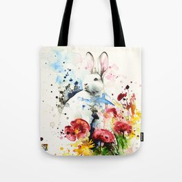 Into the underbrush Tote Bag