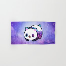 Kawaii Galactic Mighty Panda Hand & Bath Towel