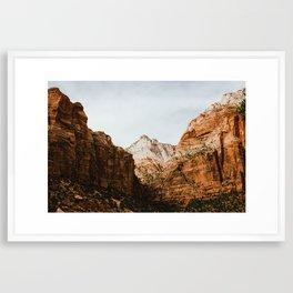 Utah Part 3 Framed Art Print