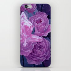 strength and beauty iPhone & iPod Skin