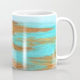 Golden Seascape Coffee Mug