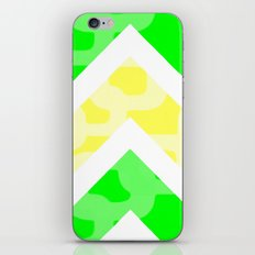 Summer color iPhone & iPod Skin