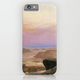 Jean-Leon Gerome - The Two Majesties - Digital Remastered Edition iPhone Case