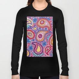 Paisley Long Sleeve T-shirt