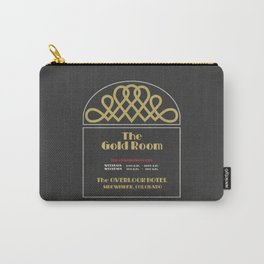 The Gold Room - The Shining - Overlook Hotel Carry-All Pouch