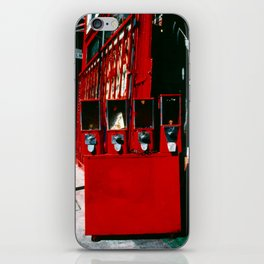 Red Jack's Market Candy iPhone Skin