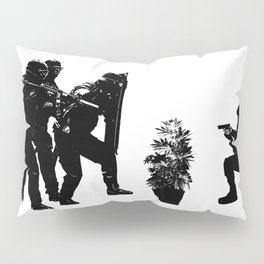 Police brutality coming up Pillow Sham