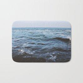 Water sea 4 Bath Mat