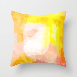 Ambience 032 hope Throw Pillow