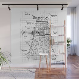 Extermination project Wall Mural