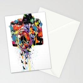 Paint DSLR Stationery Cards