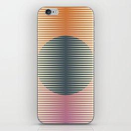Papercuts 8 iPhone Skin
