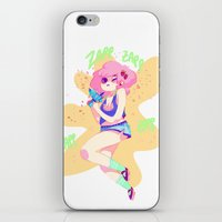 sparkles iPhone & iPod Skins featuring sparkles! by Jelena Haeschke