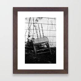 Sedes Framed Art Print