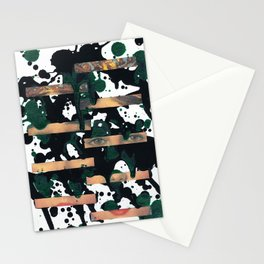requiem for what's-her-name Stationery Cards