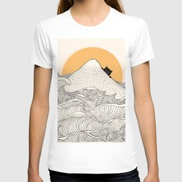 Good Morning Meow 1 T-shirt