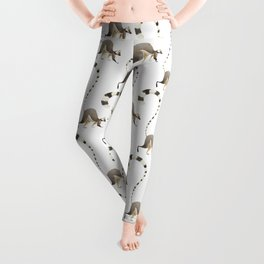 Lemur Leggings