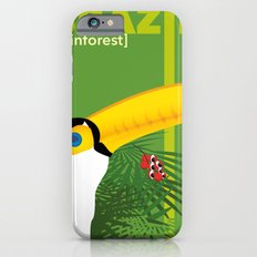 Brazil [rainforest] iPhone 6 Slim Case