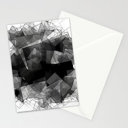 Crystal Shades Stationery Cards
