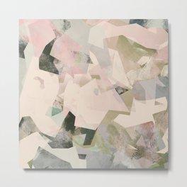 Camouflage LIII Metal Print