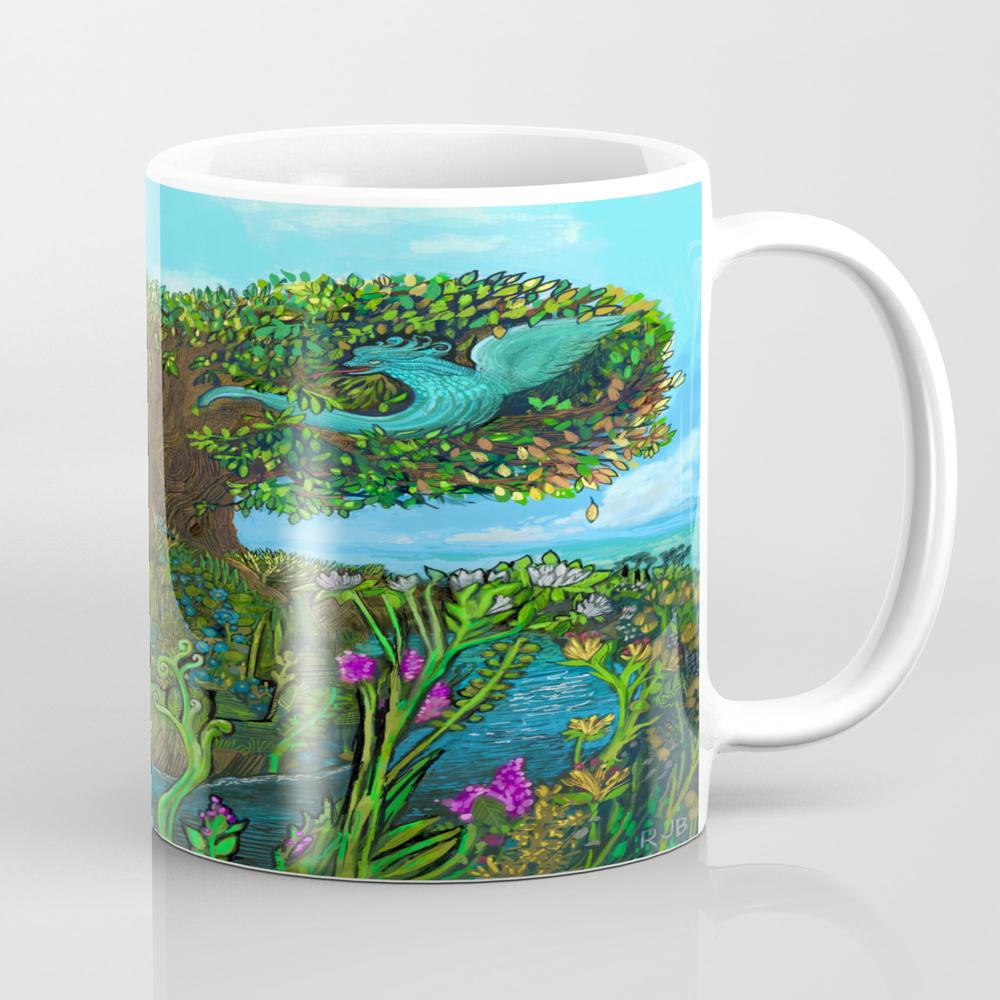 The Tree Of Life Coffee Cup by Richardjbailey MUG8871936