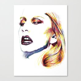 Mother Monster. Canvas Print