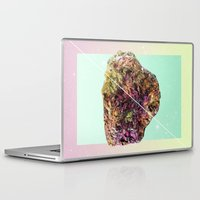 mineral Laptop & iPad Skins featuring Mineral Love by Danny Ivan