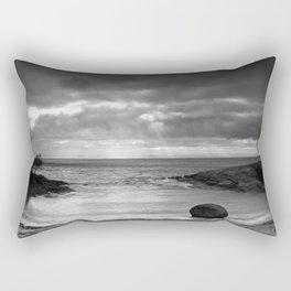 Honeymoon Bay  Rectangular Pillow