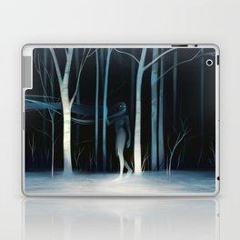 sleeted Laptop & iPad Skin