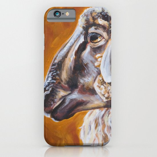 Sheep Profile iPhone & iPod Case