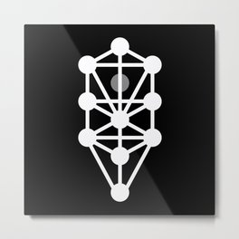 Tree of Life - 2 Metal Print
