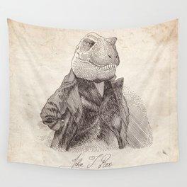 John T. Rex Wall Tapestry
