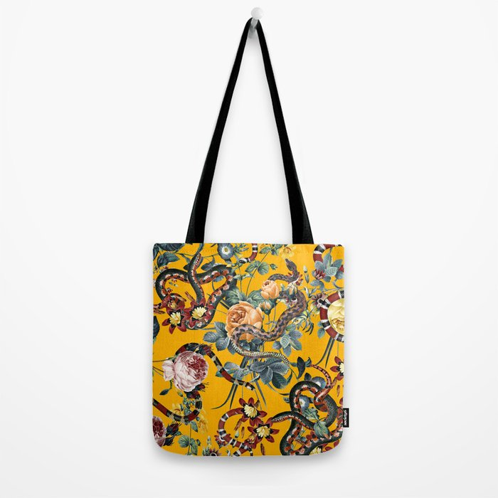 Dangers in the Forest III Tote Bag