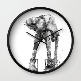 At-At Walker Wall Clock