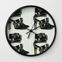 Casadei Blade Courts Wall Clock