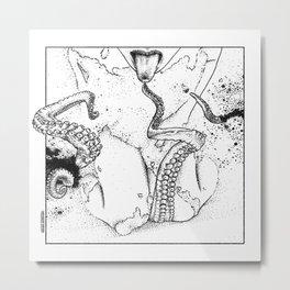 asc 621 - Le dieu domestique II (Smart assists) Metal Print