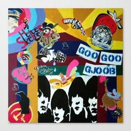 Goo Goo GJoob Canvas Print