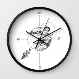 New Zealand's beauty *Whitianga Wall Clock