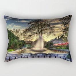 Heaven on Earth Rectangular Pillow