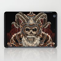 viking iPad Cases featuring VIKING by Demones