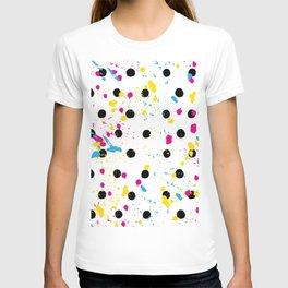 Fashion Patterns Paint the Fence T-shirt