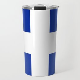 Flag of Quebec Travel Mug