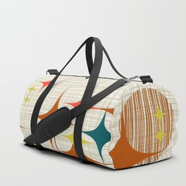 Starbursts and Globes 4 Duffle Bag