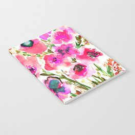 Bouquet Pink Notebook
