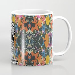 ZNH - If You Are Silent - Black Lives Matter - Series - Black Voices - Floral  Coffee Mug