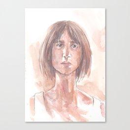 Tortured Analogy Canvas Print